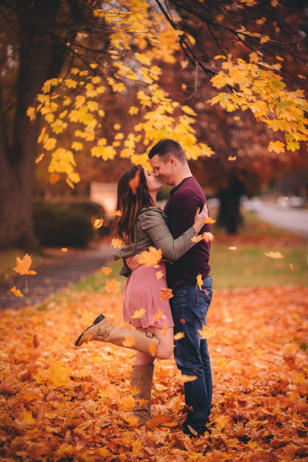 fall engagement tri-cities