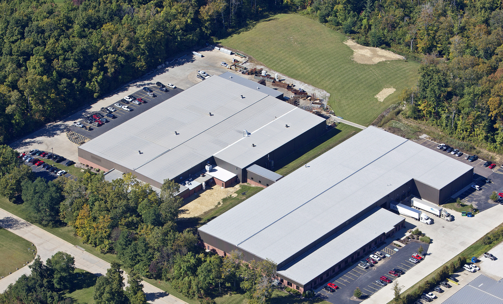 Superior Roll Forming Facilities - Valley City Ohio