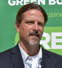 Larry Rich, Long Beach Sustainability Coordinator