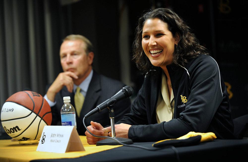 Jody Wynn, CSULB Head Women's Basketball Coach