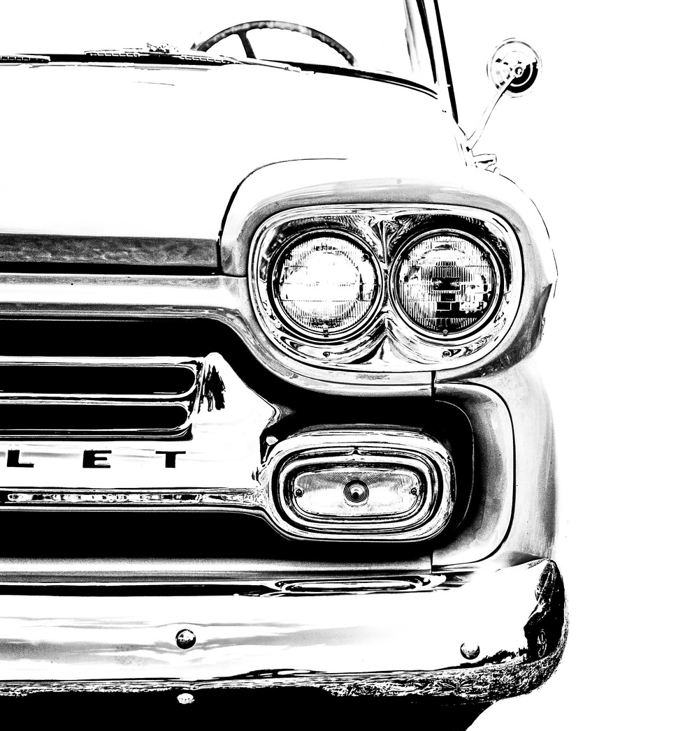 1959 Cameo Pickup