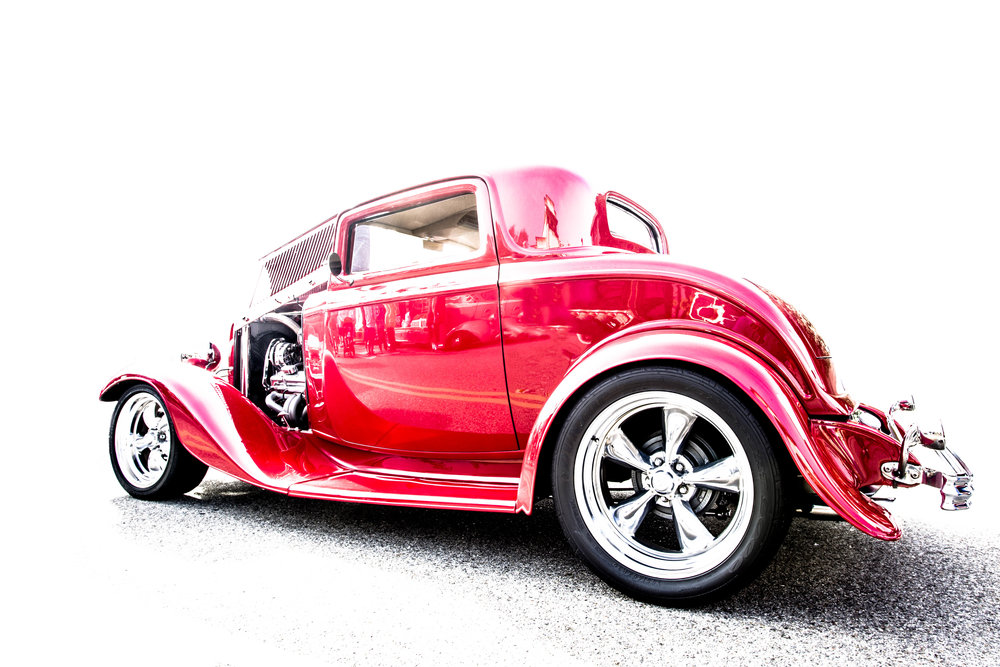 Hot Rod Images by Will Glover