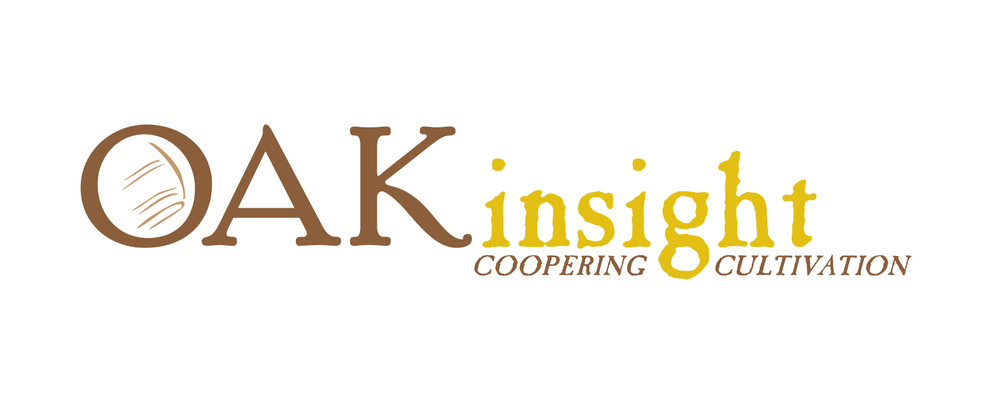 Oak Insight logo design