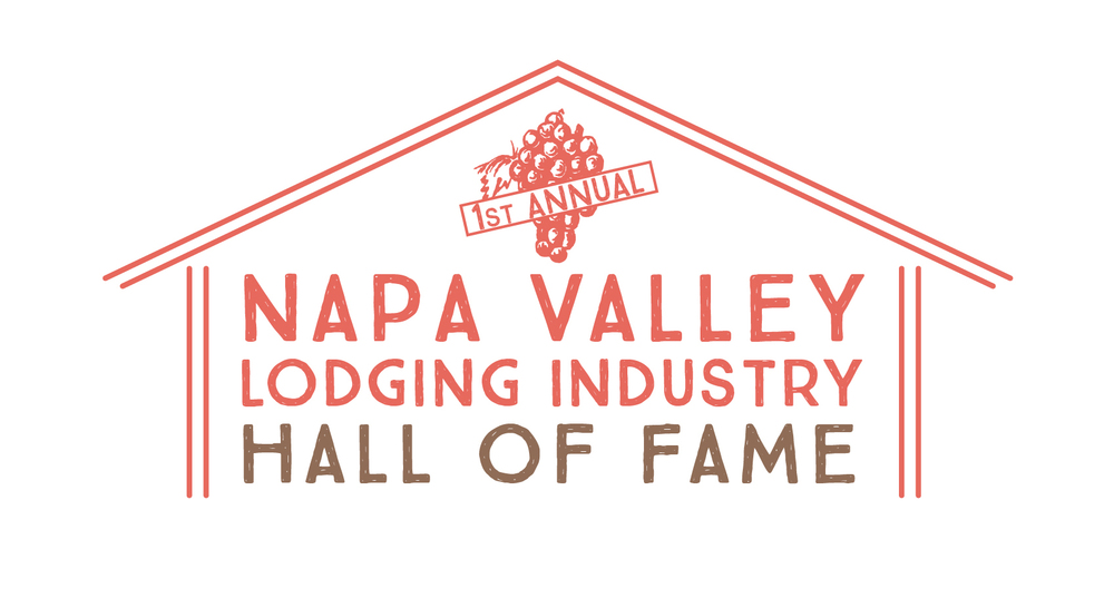 N.V. Lodging Industry Hall of Fame logo