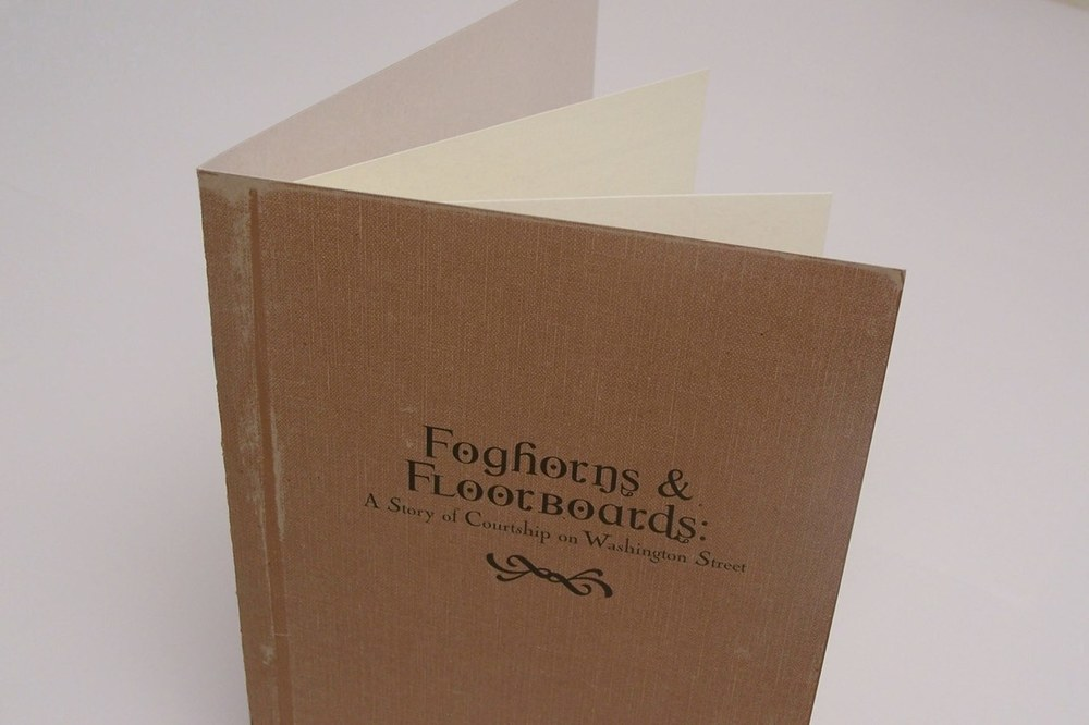 Foghorns & Floorboards book cover