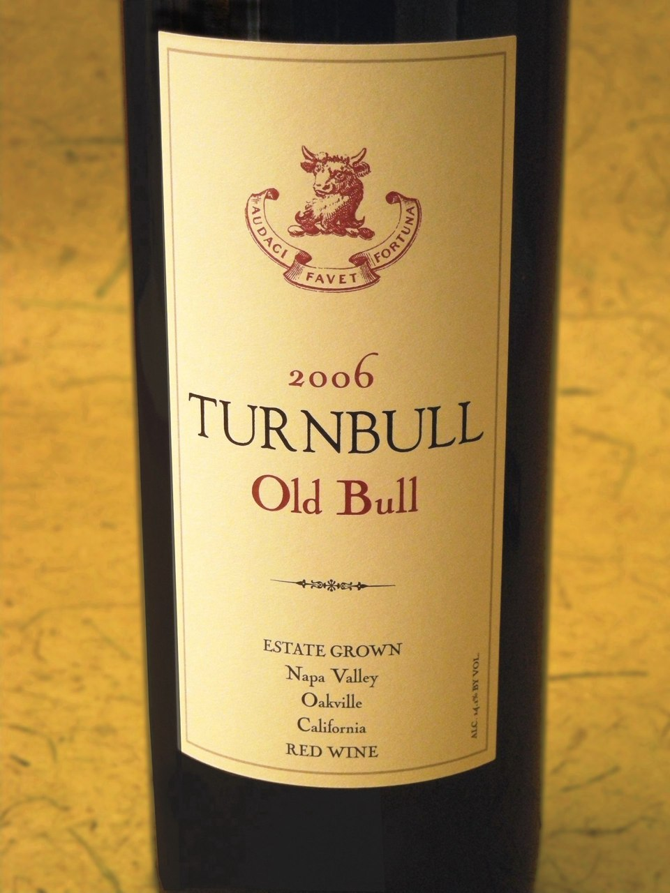 Turnbull Red label design