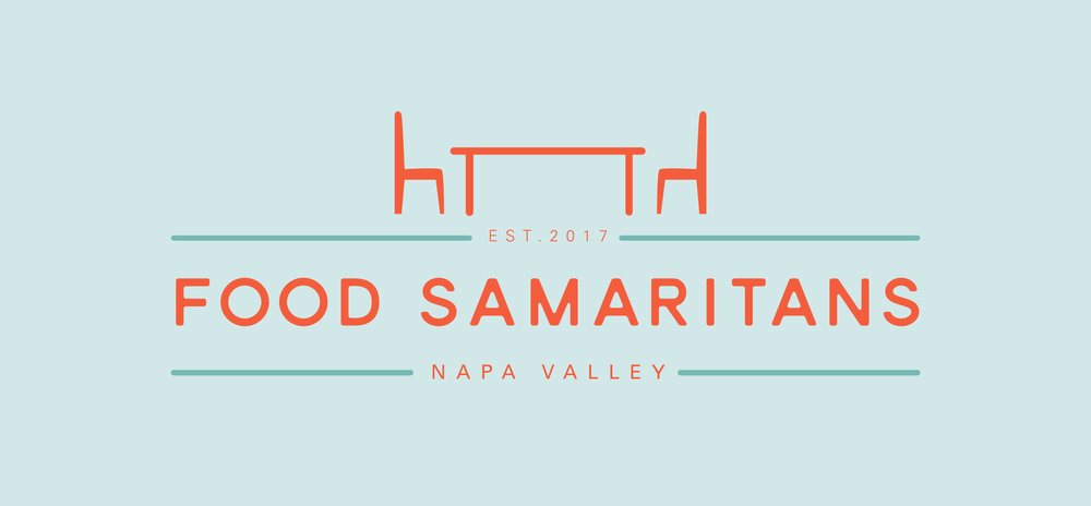 Food Samaritans: for Napa Aldea Children's + Family Services