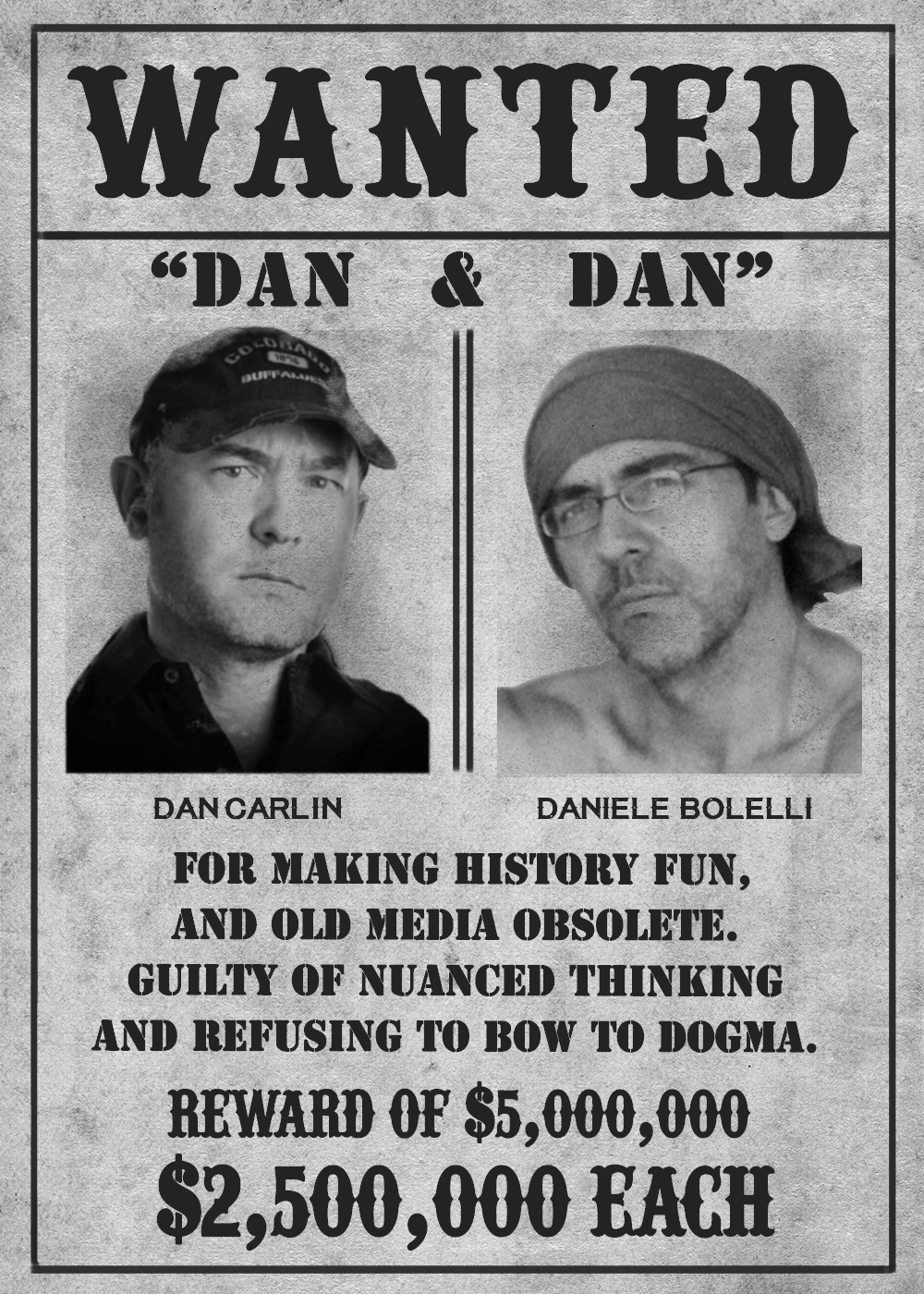 Dan carlin coupon code