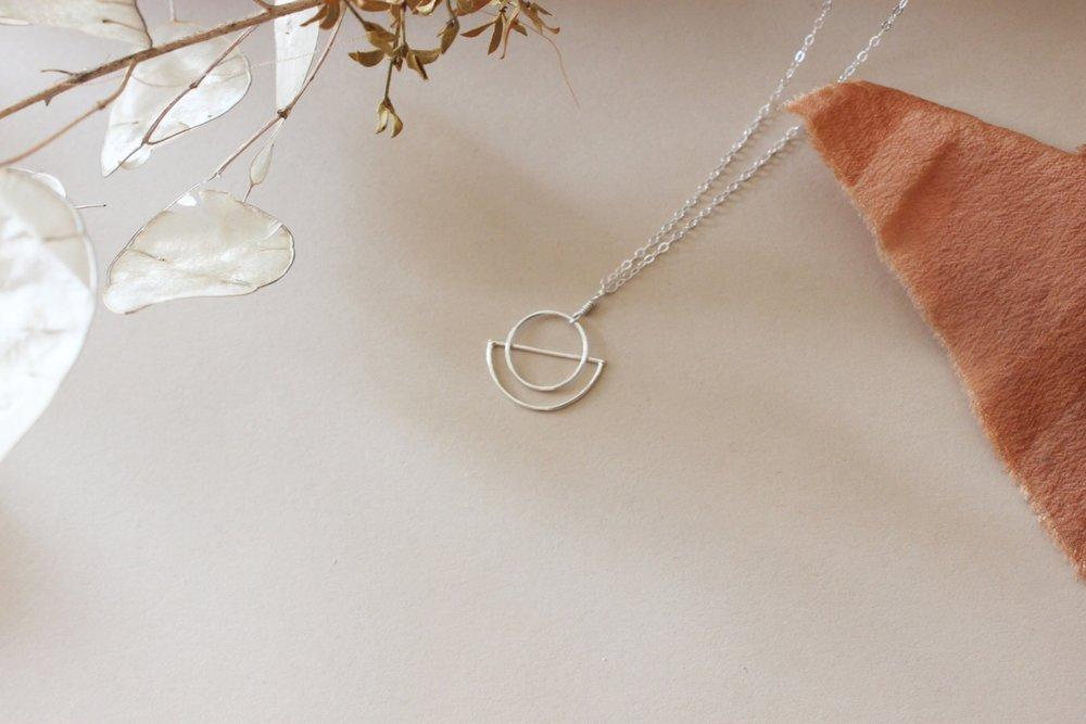 necklaces - _