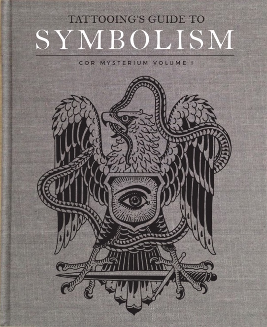 """TATTOOING'S GUIDE TO SYMBOLISM Vol. 1 Standard Edition 9.5"""" x 12"""""""