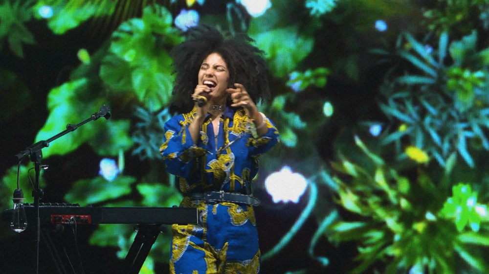 IBEYI at Coachella 2018