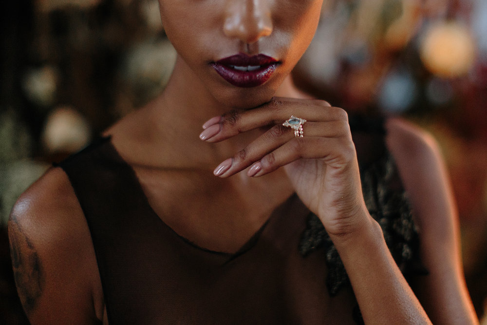 ryanne-hollies-photography-campbell-house-stylized-shoot-ballroom-floral-floor-alter-black-bride-narces-gown-beyonce-fine-art-artistic-creative-portrait-stunning-model-candlelight-inspiration-wedding-ring-witchy.jpg