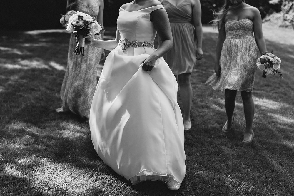 Graydon-Hall-Manor-Wedding-Toronto's-Best-Wedding-Photography-Ryanne-Hollies-Intimate-Small-Modern-Colourful-Wedding-candid-documentary-portraits-of-the-bride-elegant-ferre-sposa-gown-bridesmaid-coral-dresses-different-lengths.jpg