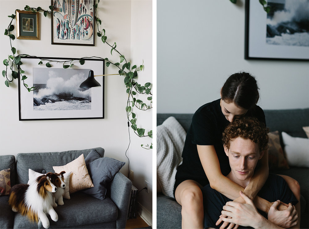spread-19-ontario-wedding-photographer-ryanne-hollies-photography-toronto-engagement-session-liberty-village-kinfolk-life-magazine-fashion-editorial-in-home-session-urban-outfitters-home-couple-cudding-on-floor.jpg