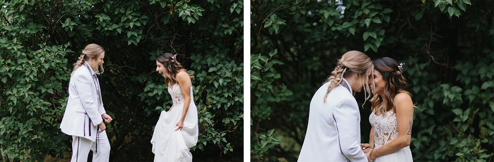 10-cambium-farms-wedding-toronto-wedding-photographer-ryanne-hollies-photography-gay-wedding-farm-wedding-inspiriration-candid-documetary-tattooed-bride-portrait-first-look-brides-reactions-so-excited-and-happy-emotional.jpg