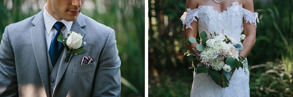 33-muskoka-wedding-photographer-hidden-valley-resort-film-photography-junebug-weddings-inspiration-couples-portraits-romantic-artistic-fashion-editorial-style-anne-jean-michel-miami-wedding-dress-designer-glitz-gals-leafy-green-white-bouquet.jpg