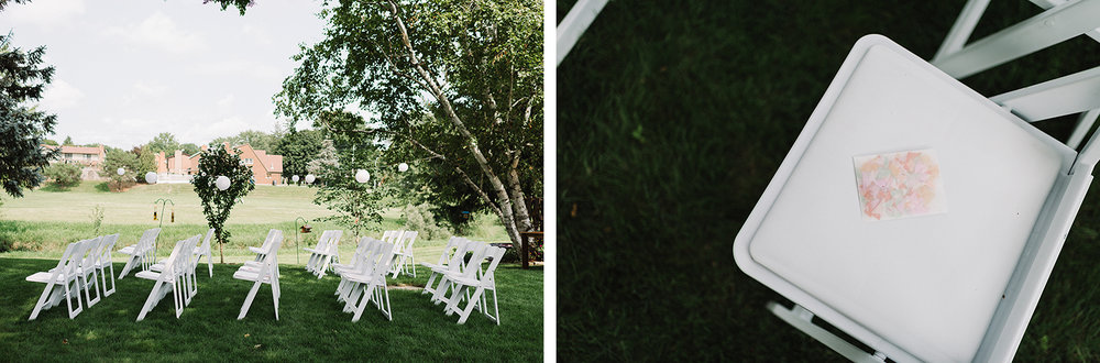 2-Backyard-family-intimate-cottage-wedding-chatum-kent-toronto-ontario-film-photographer-ryanne-hollies-photography-diy-string-lights-ceremony-space-biodegradable-confetti.jpg