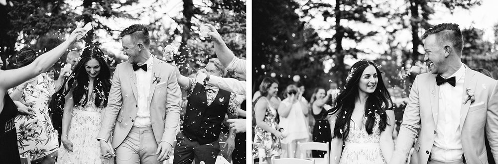 10-Backyard-family-intimate-cottage-wedding-chatum-kent-toronto-ontario-film-photographer-ryanne-hollies-photography-diy-string-lights-ceremony-space-lanterns-groom-and-bride-just-married-biodegradable-confetti-bw-so--cute.jpg