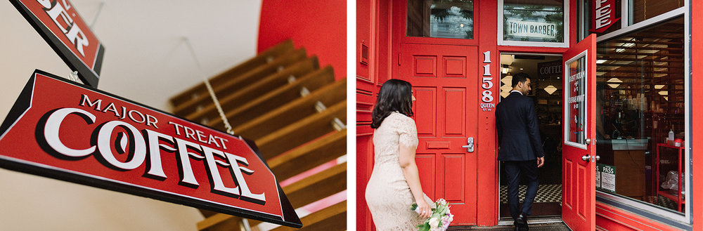 16-Bride-and-Groom-Portraits-at-Major-Treat-Coffee-Shop-Gladstone-Hotel-Wedding.jpg