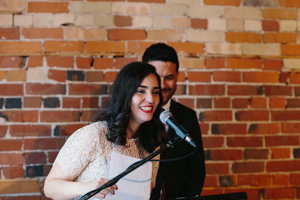 Best-Wedding-Photographers-in-Toronto-Downtown-Urban-Gladstone-Hotel-Venue-Inspiration-Top-Venues-in-Toronto-boutique-hotel-candid-documentary-brunch-wedding-reception-speeches-bride-and-groom-speech-crying-emotional.jpg