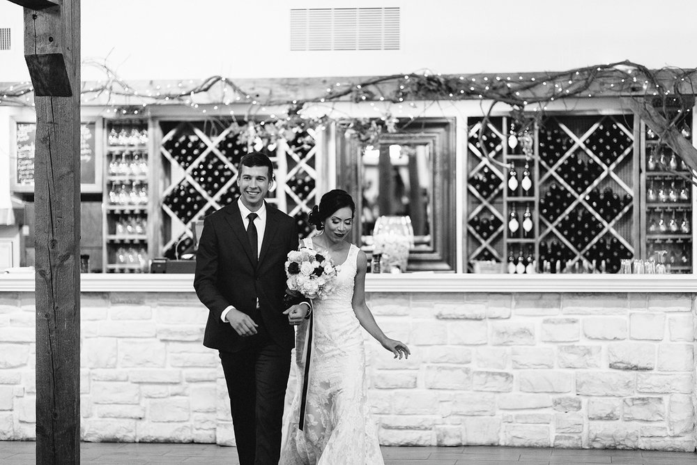 reception-diy-bride-and-groom-entrance-dancing-toronto's-best-analog-documentary-wedding-photographers-candid-photography-london-ontario-wedding-inspiration.jpg