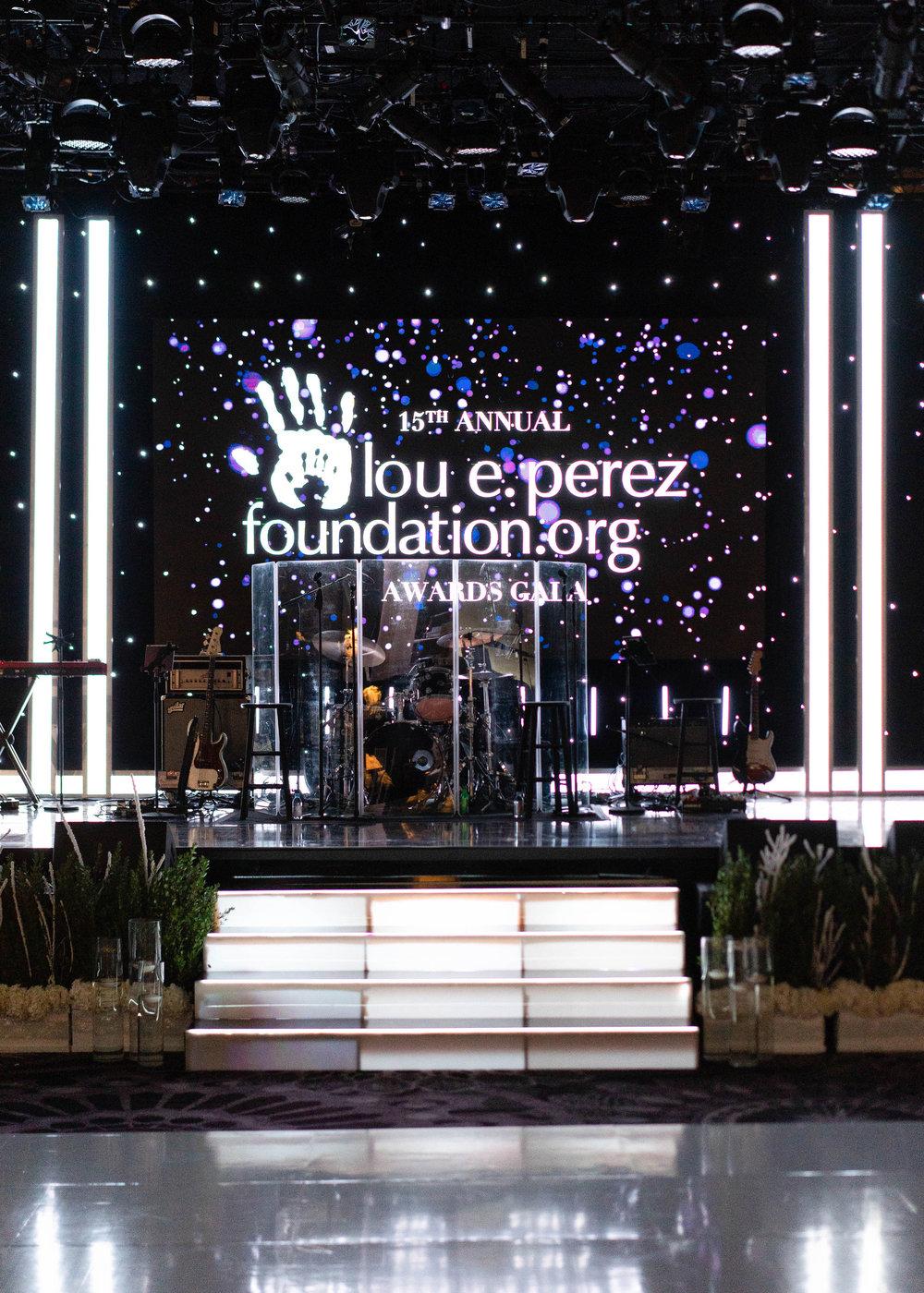 2018 LOU E. PEREZ FOUNDATION GALA