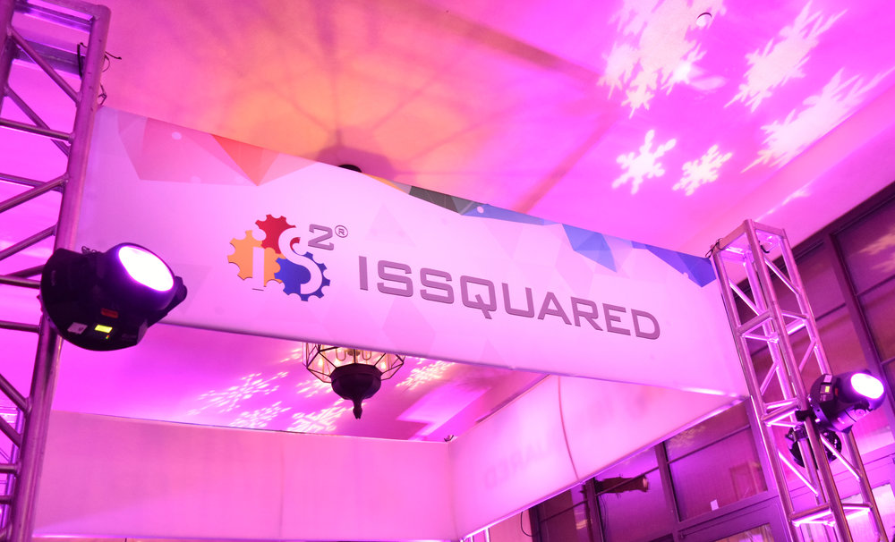 ISSQUARED 2018 Holiday Party and Conference