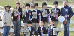 ISHS 2011 Champions in   The Equiery