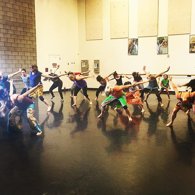 Our SLC African Dance Community getting ready for Merveilles Utah April 7,8 & 9th! Come join us for an incredible weekend of African Dance, Drum and Song. www.merveillesutah.com