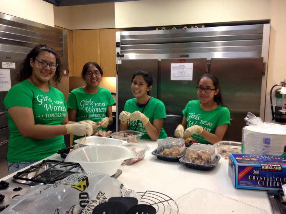 "Meal of Love                                                                           November 2015       The Ronald McDonald House has a meal program called ""Feasts from the Heart"". This is where people come and cook a meal for families staying at the Ronald McDonald House. Our girls enjoyed making taquitos for the families at the Ronald McDonald House."