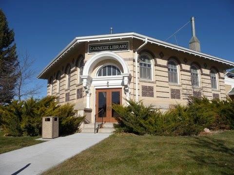 Niobrara County Library,425 South Main Street,Lusk, Wyoming