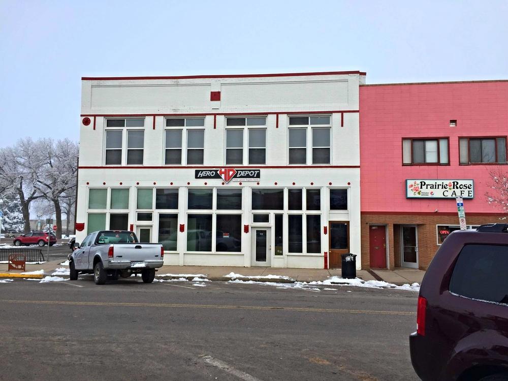 Lovejoy Building in 2016.