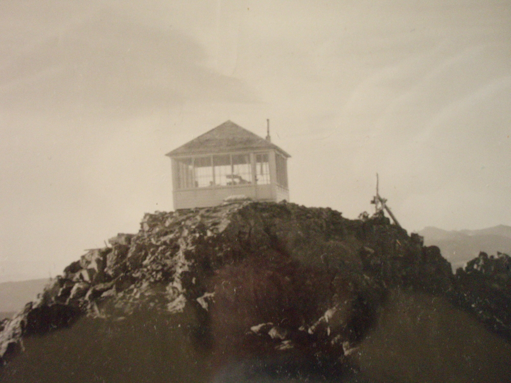 Blackhall Fire Lookout Tower