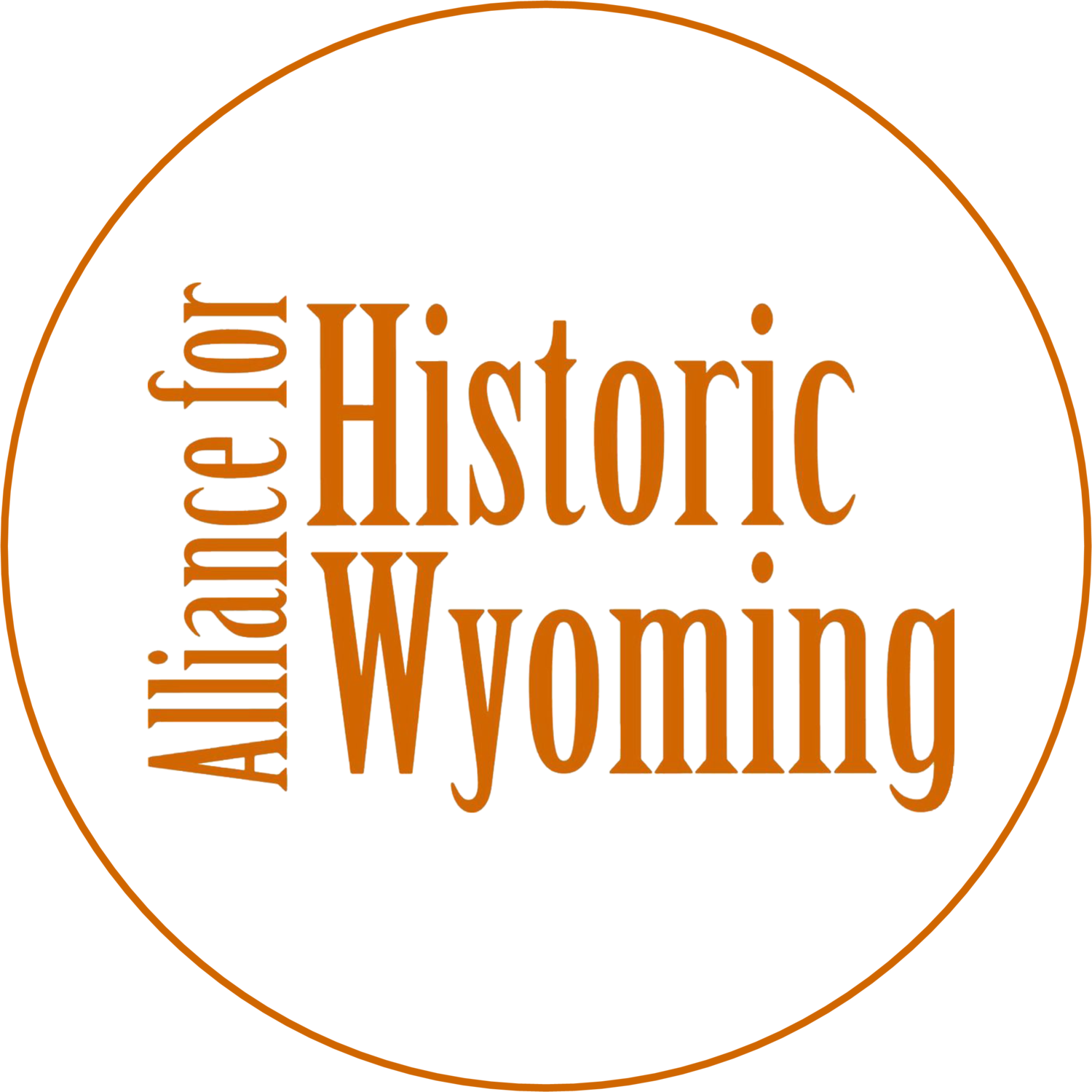 Alliance for Historic Wyoming