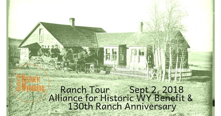 Pictured above is the Historic District of the F.S. King Brothers Ranch Homestead.