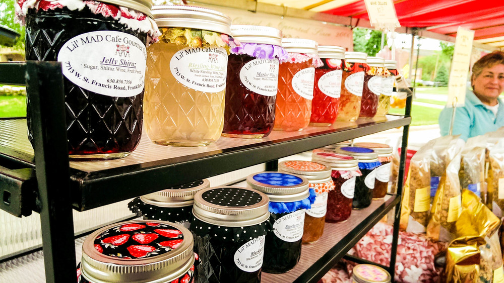 Delicious Jams from Lil' MAD Cafe!