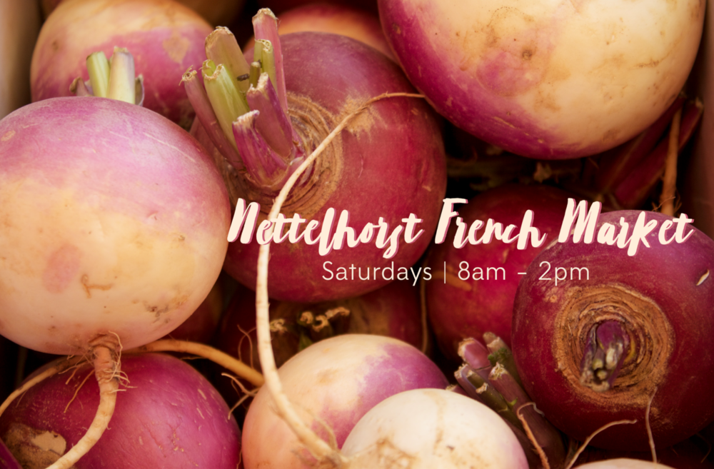 Come by for local and michigan produce, baked goods, fresh flowers, all natural local meats, artisan crafts and more!