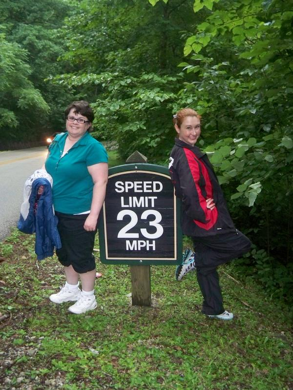 Because 25 mph is just a tad too fast