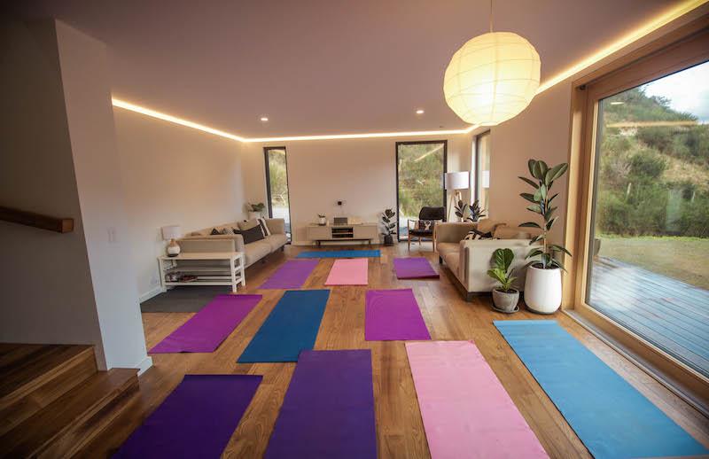 Queenstown New Zealand Yoga