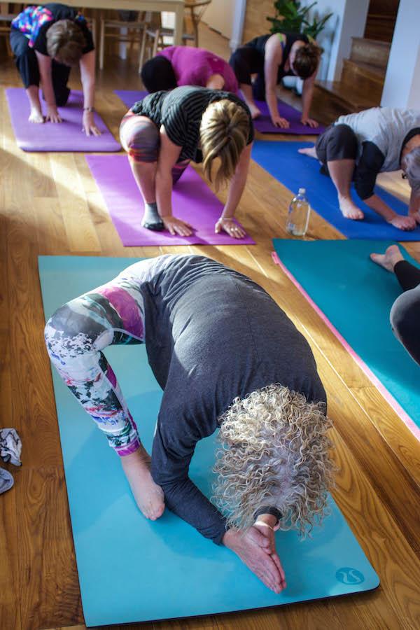 Yoga in Queenstown