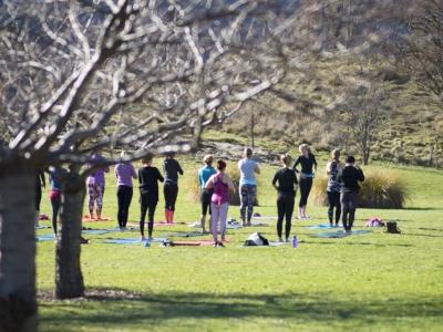 yoga retreat queenstown