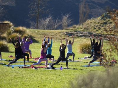 Queenstown Wellness Retreat