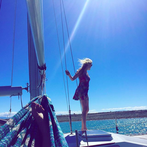 sailing wellbeing