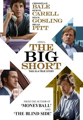 Best Comedy Film Winner - The Big Short