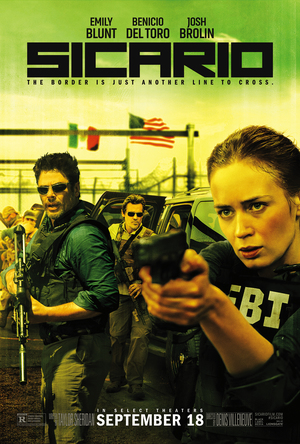 Best Mystery or Thriller Film Winner - Sicario