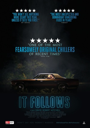 Best Horror Film Winner - It Follows
