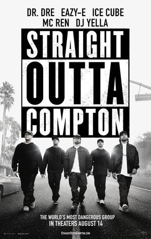 Best Musical Film Winner - Straight Outta Compton