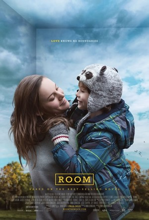 Best Actress Winner - Brie Larson, Room