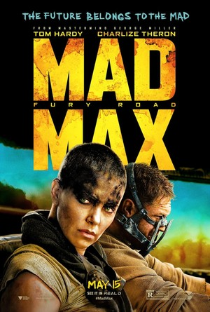 Best Director Winner - George Miller, Mad Max: Fury Road