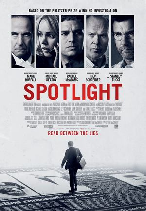 Best Screenplay Winner - Tom McCarthy, Josh Singer, Spotlight